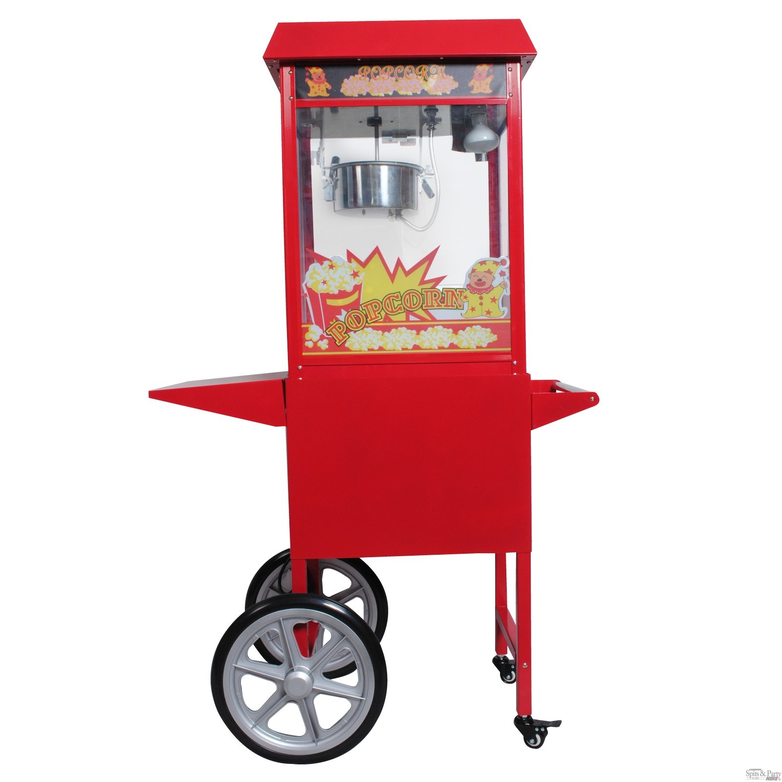 Popper with Cart